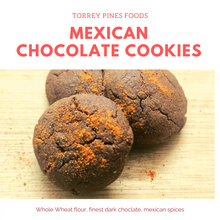 Load image into Gallery viewer, Mexican Chocolate Cookies
