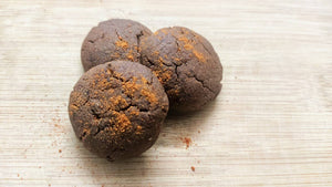 Mexican Chocolate Cookies