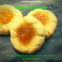 Load image into Gallery viewer, Pineapple Coconut Cookies