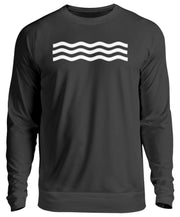 Die Welle - Unisex Pullover - Vision4Planet