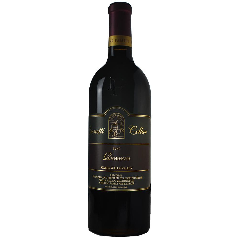 2014 Leonetti Reserve, Walla Walla Valley,-Cuvee-Wine-Society