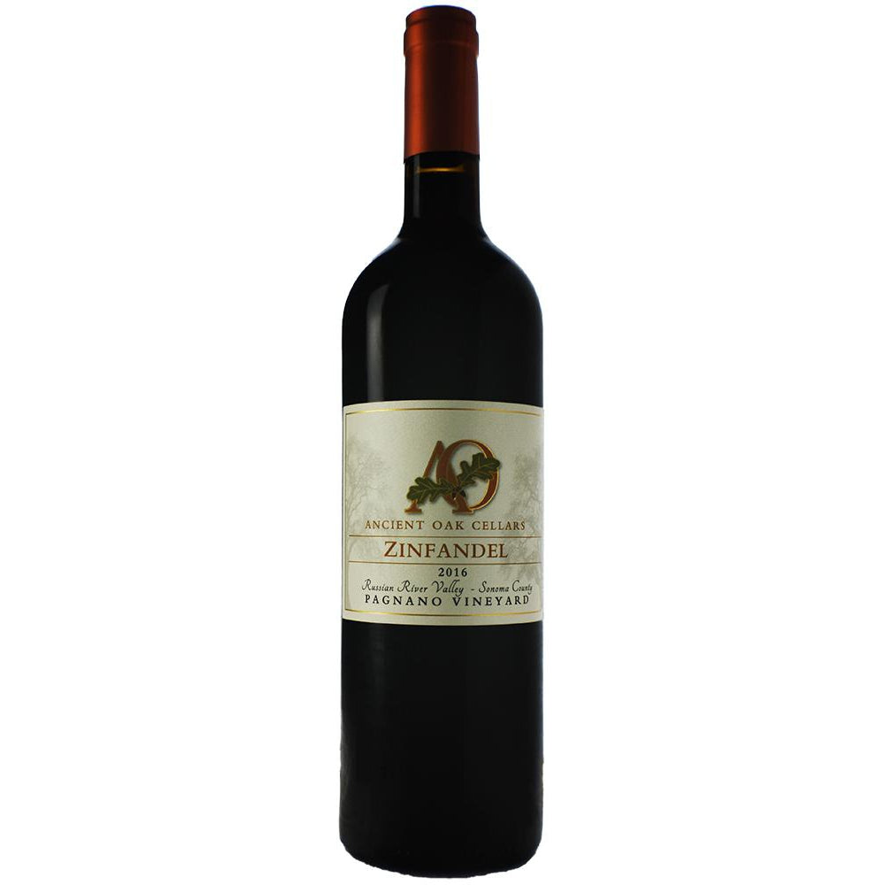 "2015 Ancient Oak ""Pagnano Vineyard"" Zinfandel, Russian River Valley-Cuvee-Wine-Society"