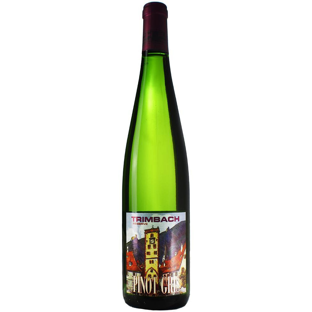 "2015 Trimbach ""Reserve"" Pinot Gris, Alsace-Cuvee-Wine-Society"