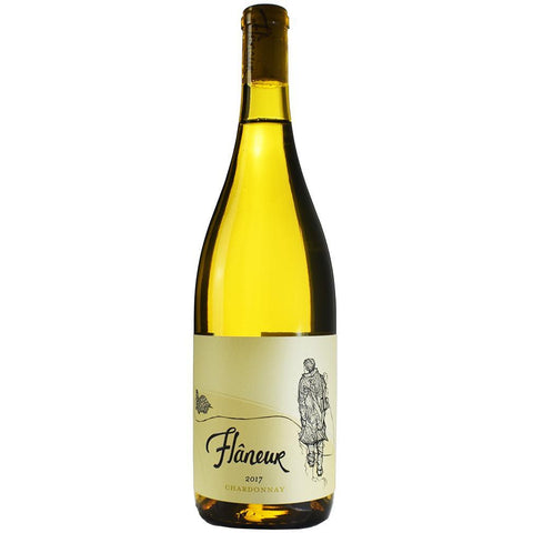 2017 Flaneur Chardonnay, Eola-Amity Hills, Willamette Valley-Cuvee-Wine-Society