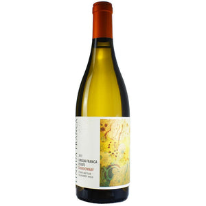 "2017 Lingua Franca ""Estate"" Chardonnay, Eola-Amity Hills, Willamette Valley-Cuvee-Wine-Society"