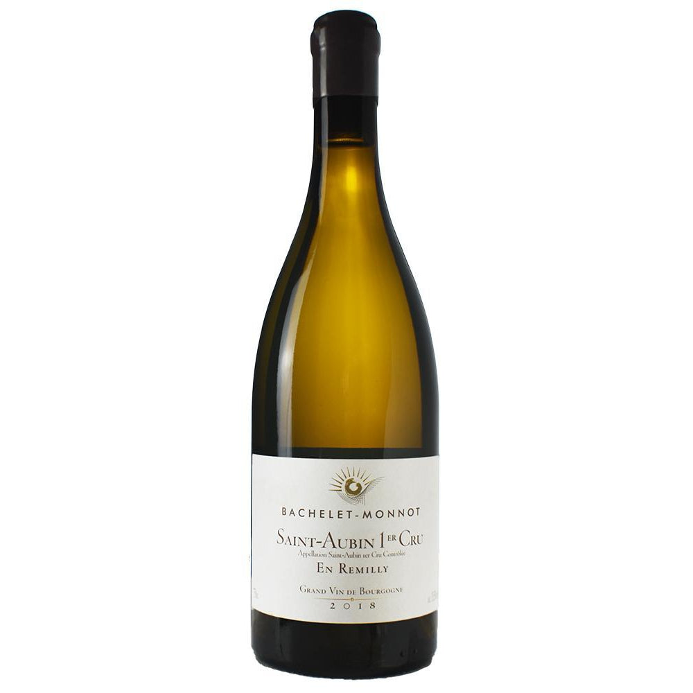 "2018 Bachelet-Monnot 1er Cru ""En Remilly"" St Aubin, Burgundy-Cuvee-Wine-Society"