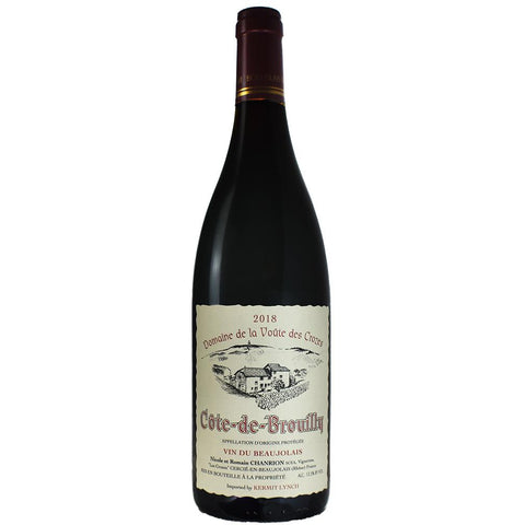 2018 Chanrion Cote de Brouilly, Cru Beaujolais-Cuvee-Wine-Society