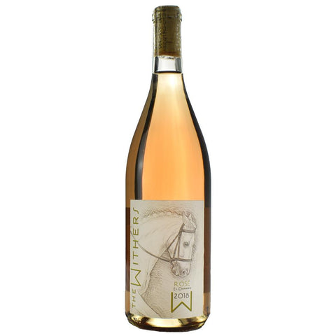 2018 The Withers Rosé, El Dorado-Cuvee-Wine-Society