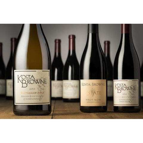 Kosta Browne Valentine's Virtual Tasting - February 15-Cuvee-Wine-Society