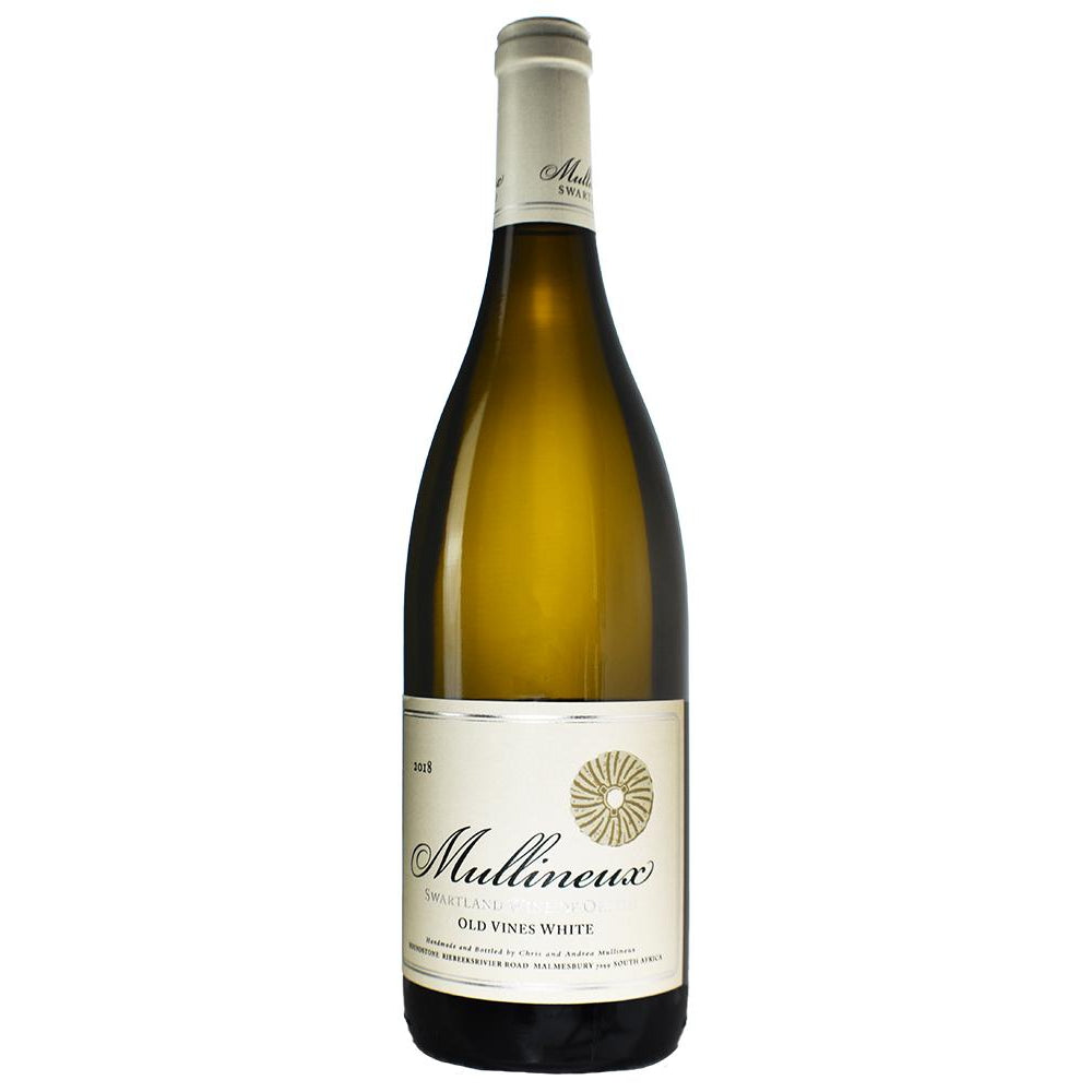 "2018 Mullineau ""Old Vines White"", Swartland-Cuvee-Wine-Society"