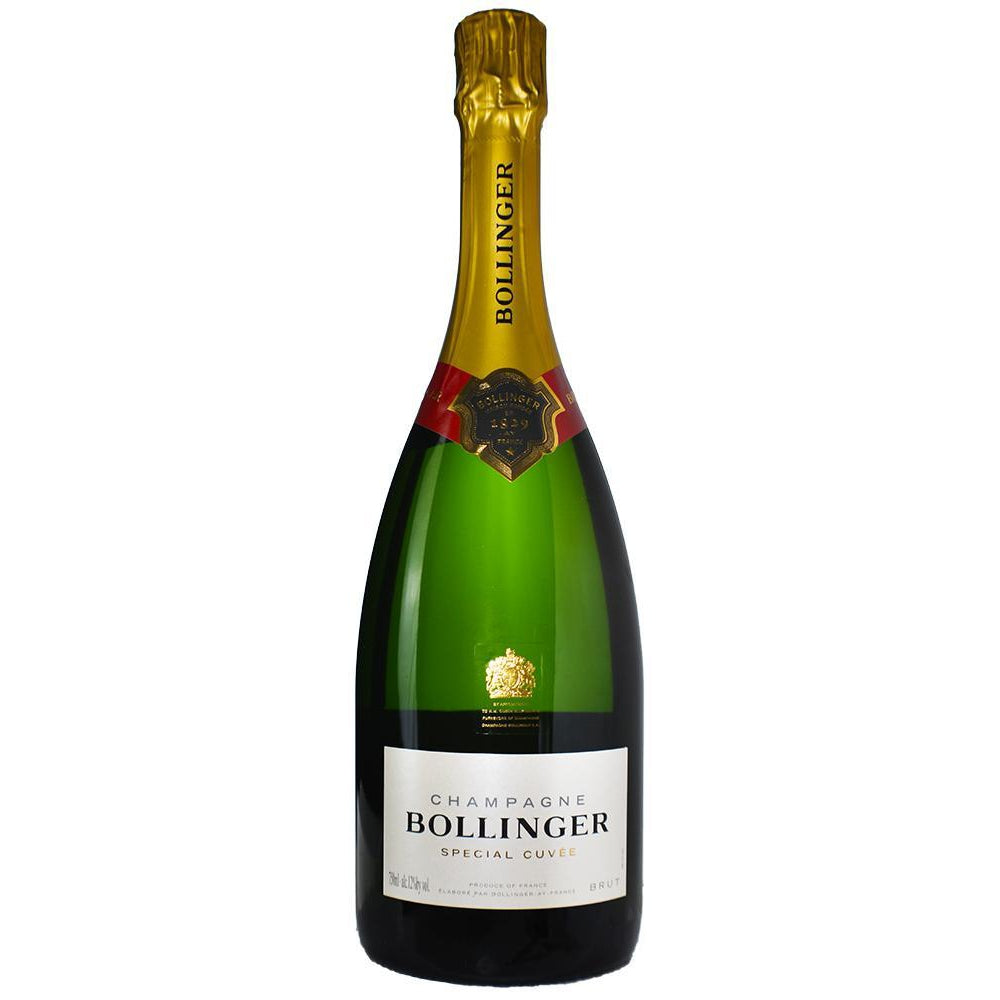 "NV Bollinger ""Grand Cuvée"" Champagne-Cuvee-Wine-Society"