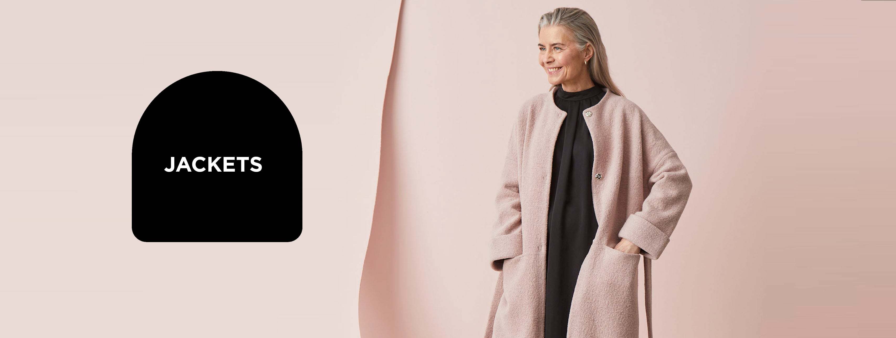 Papu Design sustainable and timeless women's jackets. Designed in Finland, made in Europe.