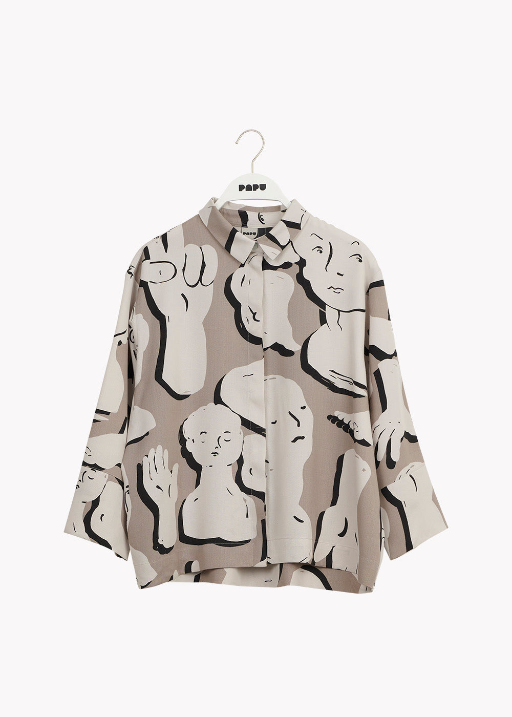 BOHEME SHIRT, Sculptures, Women