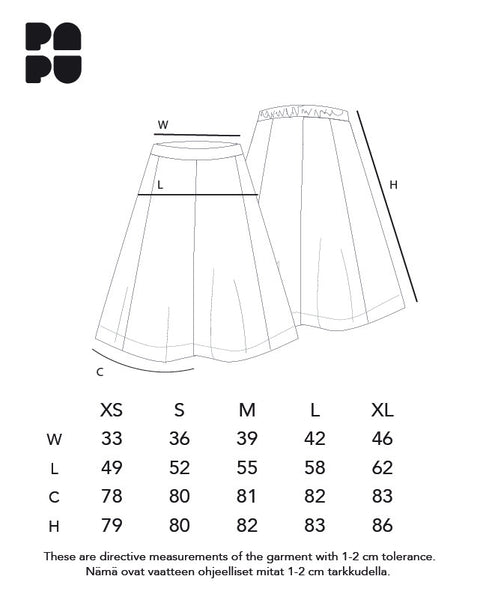 MIDI CIRCLE CULOTTES, Imagination, Women