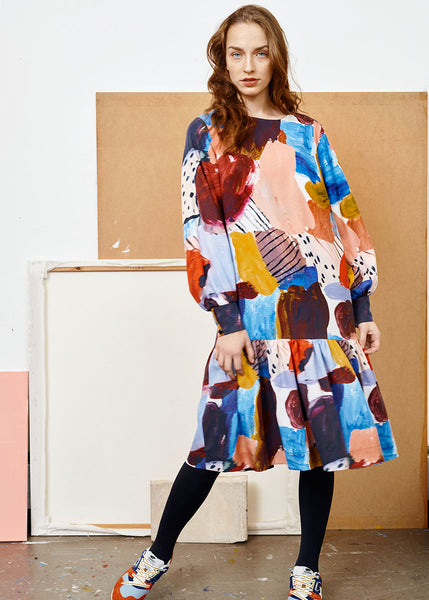 VOLUME DRESS, Expression, Women