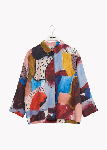 BOHEME SHIRT, Expression, Women