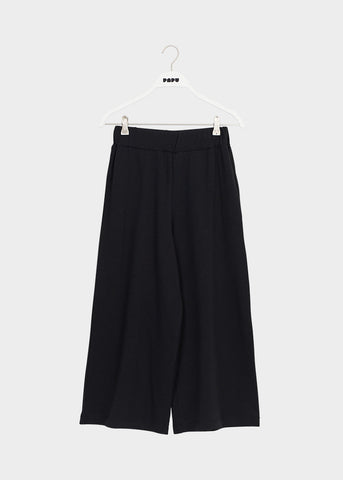 CULOTTES, Black, Lyocell, Adults