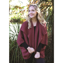 Load image into Gallery viewer, Lothlorian Takahe Cape Possum Merino 9995