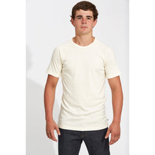 Load image into Gallery viewer, Woolerina Mens Short Sleeve Crew M001