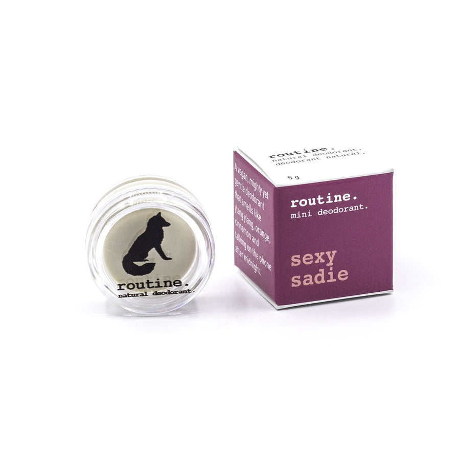 Sexy Sadie Routine Natural Deodorant Mini