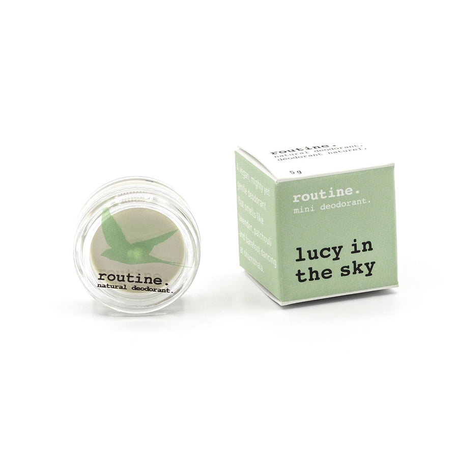 Lucy in the Sky Routine Natural Deodorant Mini