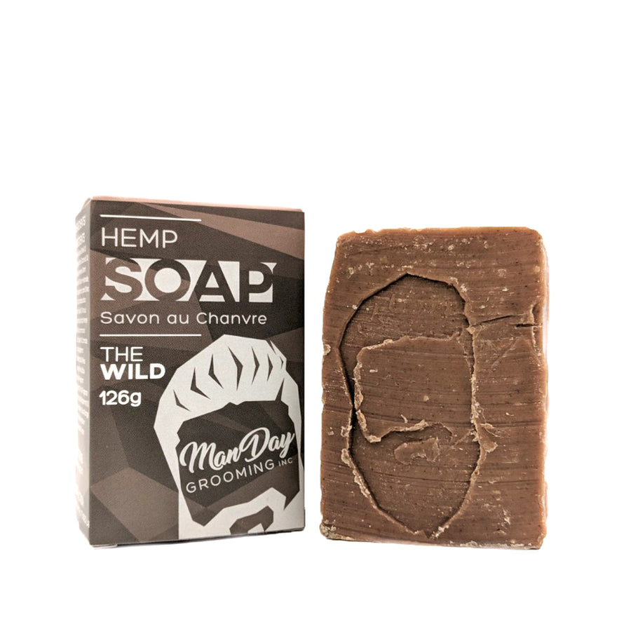 Hemp Bar Soap