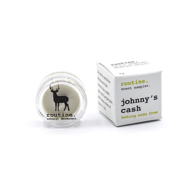 BSF Johnny's Cash Routine Natural Deodorant Mini