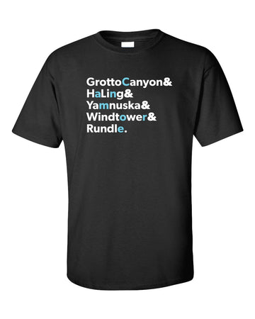 CANMORE Hikes Tee