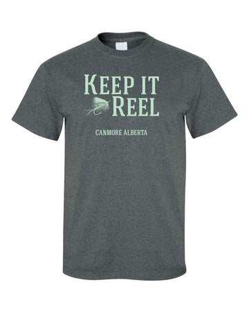 Keep it Reel Unisex Tee