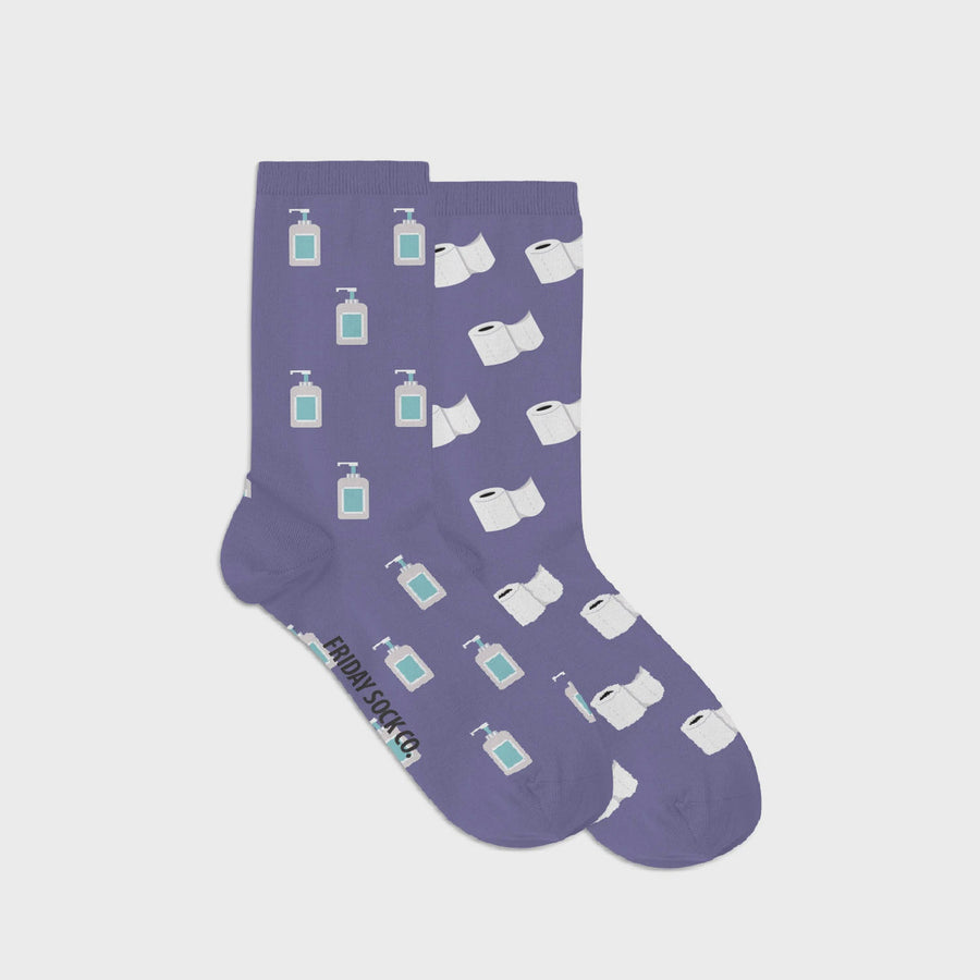 Women's COVID-19 Socks