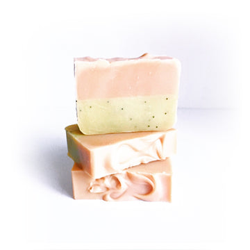 Rhubarb Citrus Natural Soap