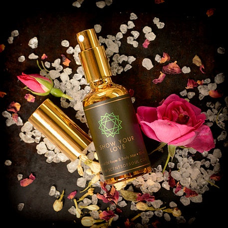Show Your Love Chakra Balancing Body + Room Mist