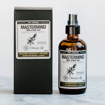 Mastermind Elixirs for Life Sacred Room Spray