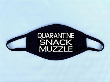 Snack Muzzle Reusable Face Mask