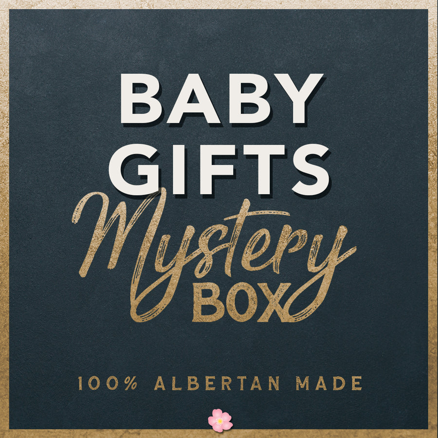Alberta-Made Baby Gifts Mystery Box