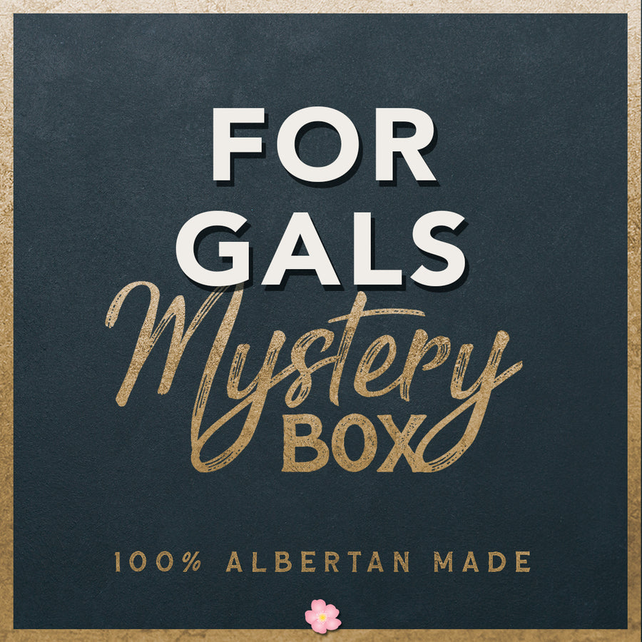 Alberta-Made Mystery Box for Her