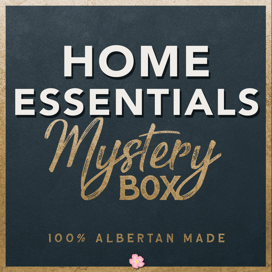 Alberta-Made Home Essentials Mystery Box