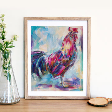 Proud of It Brett Heidi Art Print