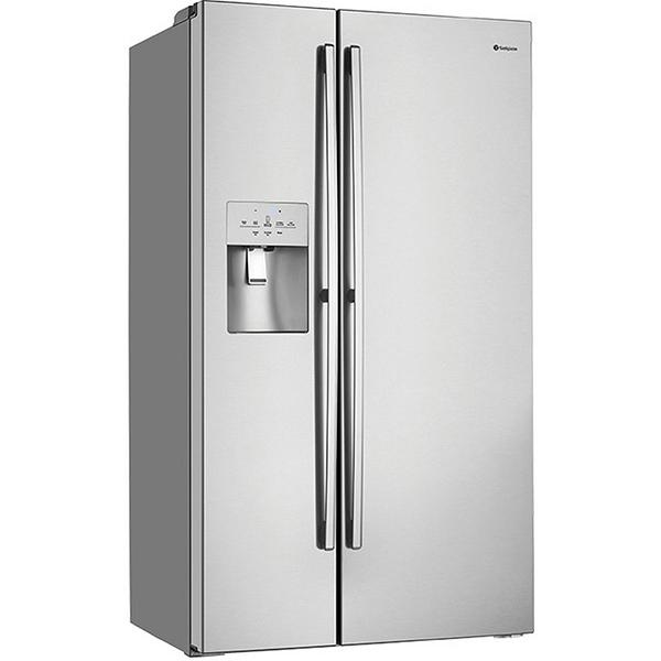 Westinghouse WSE6870SA 680L Side by Side Fridge