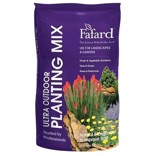 Fafard Ultra Outdoor Planting Mix