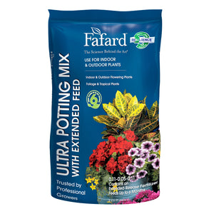 Fafard Ultra Potting Mix with Extended Feed