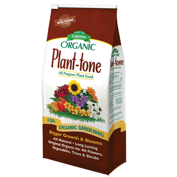 Plant-Tone Organic Fertilizer