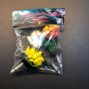 Bag Of 4 Corals