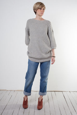 GLORIA HAND KNIT SWEATER