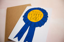 Load image into Gallery viewer, World's Dopest Dad Father's Day Card