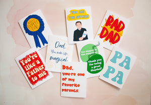 You Are the Father! Maury Father's Day Card