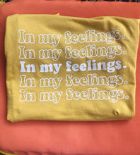 Load image into Gallery viewer, In My Feelings Shirt