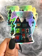 Load image into Gallery viewer, There's Some Ghouls in This House Sticker