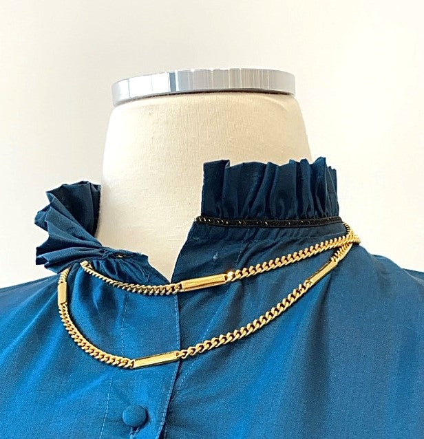 Vintage - Gold Chain Necklace