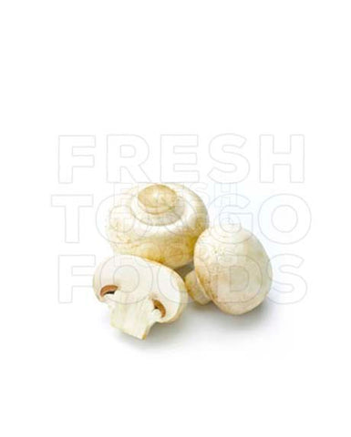 WHITE MUSHROOMS BY KG